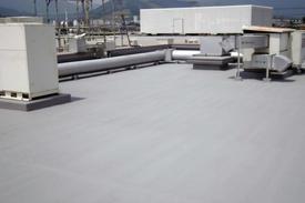 写真:屋上防水
