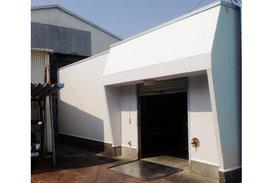 写真:倉庫外壁塗装補修