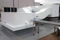 写真:屋上ペントハウス塗装工事