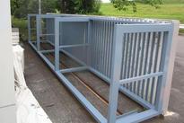 写真:門扉門塀塗装補修工事