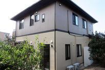 写真:住宅外壁塗装工事 テラス囲い設置工事 外壁貼り替え工事