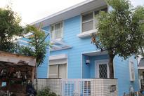 写真:戸建住宅外壁塗装工事